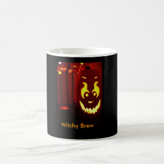 Witchy Brew 11 Oz Magic Heat Color-Changing Coffee Mug