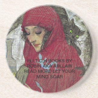 Witchy Brew Coasters