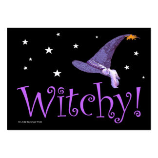 Witchy Large Business Cards (Pack Of 100)