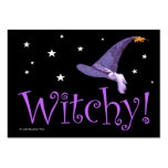 Witchy Business Cards