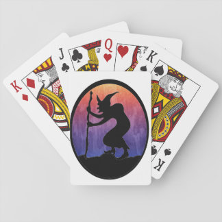 Witchy cards card deck