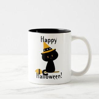 Witchy Cat Mug