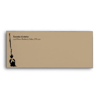 Witchy Envelopes