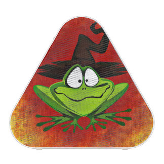 Witchy Frog Bluetooth Speaker