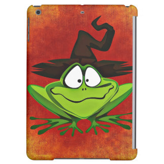 Witchy Frog Case For iPad Air