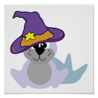 witchy goofkins baby seal print