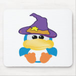 witchy goofkins blue duck mouse pad