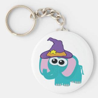 witchy goofkins blue elephant key chains