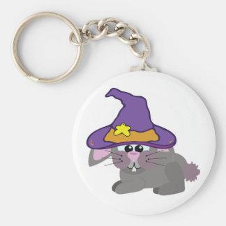 witchy goofkins bunny rabbit keychain