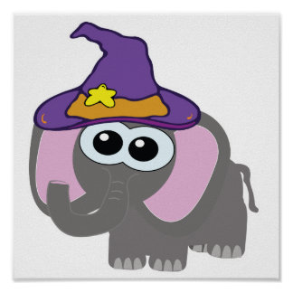 witchy goofkins elephant posters