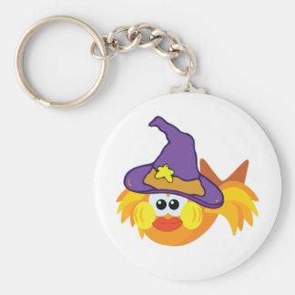 witchy goofkins goldfish keychain