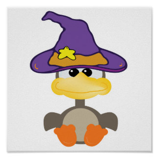 witchy goofkins goose poster