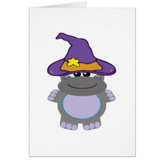 witchy goofkins hippo card