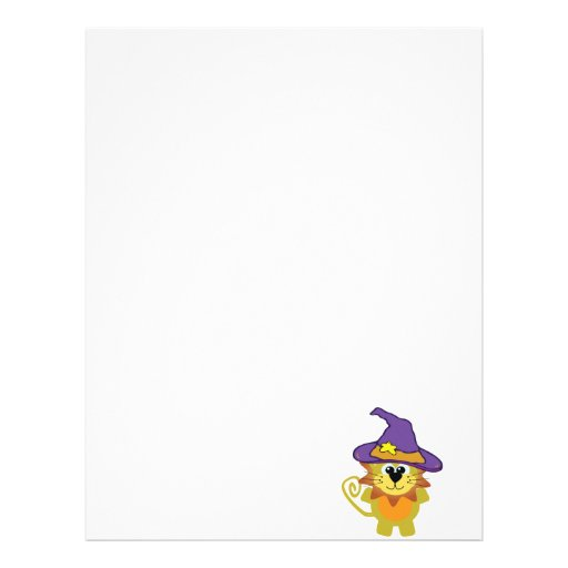 witchy goofkins lion letterhead