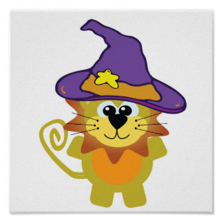 witchy goofkins lion posters