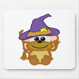 witchy goofkins monkey mouse pad