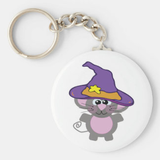 witchy goofkins mouse key chain