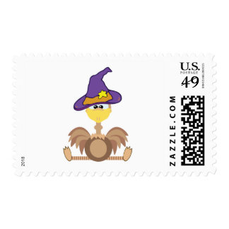 witchy goofkins ostrich stamp