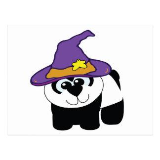 witchy goofkins panda bear post cards