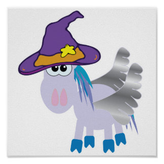 witchy goofkins pegasus posters