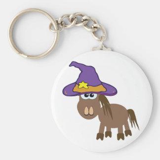 witchy goofkins pony horse keychain