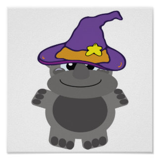 witchy goofkins rhino print