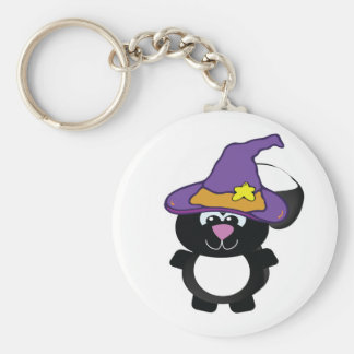 witchy goofkins skunk key chains