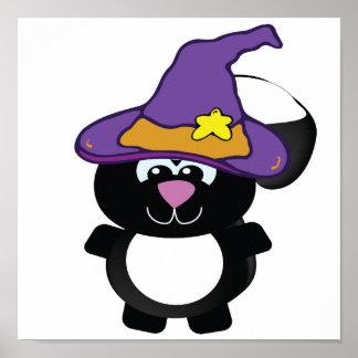 witchy goofkins skunk print