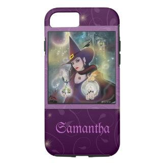 Witchy Magic Enchanting Custom iPhone 7 Case