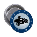 Witchy Mama 2 Inch Round Button