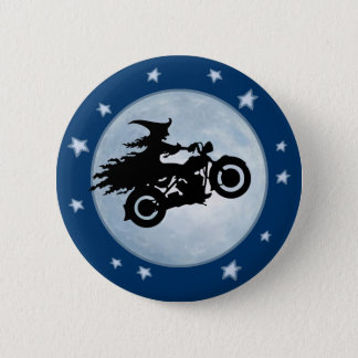 Witchy Mama Button