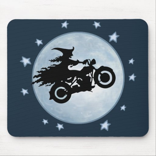 Witchy Mama Mouse Pad