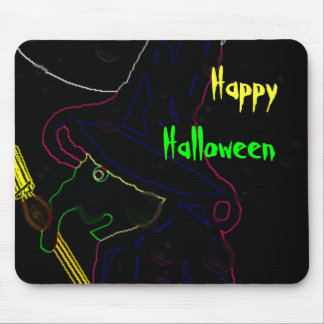 Witchy Mouse Pad