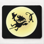 Witchy Mousepad Tapetes De Raton