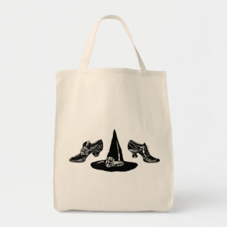 Witchy Shoes Tote Bag