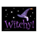 Witchy Tarjetas De Visita