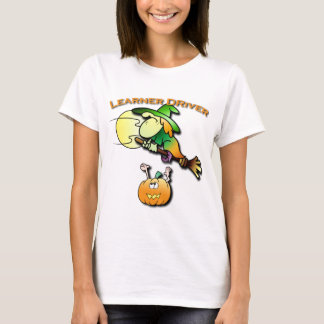 Witchy the Learner Driver T-Shirt