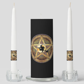 Witchy Wedding Unity Candles