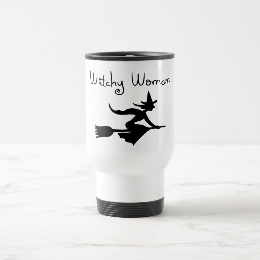 Witchy Woman 15 Oz Stainless Steel Travel Mug