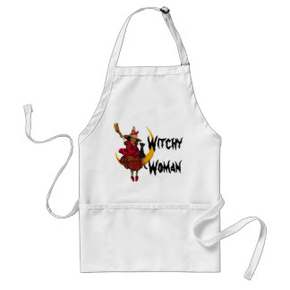 Witchy Woman Adult Apron