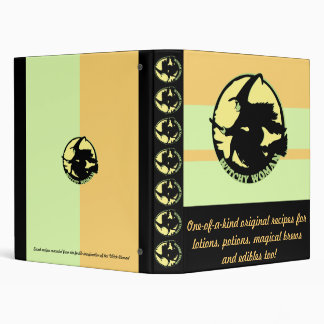 Witchy Woman Binder