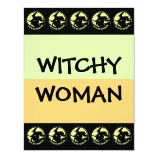 Witchy Woman Card