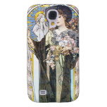 Witchy Woman Galaxy S4 Case