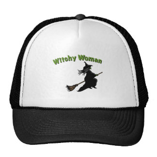 Witchy Woman Trucker Hat