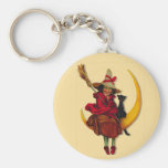 Witchy Woman Key Chain