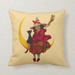 Witchy Woman Pillow