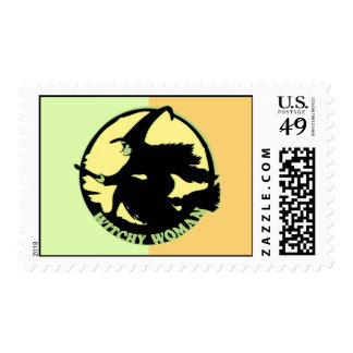 Witchy Woman Postage