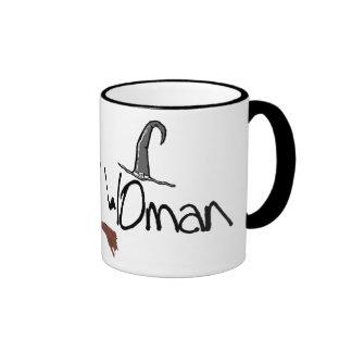 witchy woman ringer mug