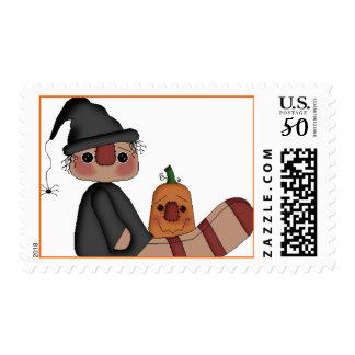 witchyPrimStamp Postage