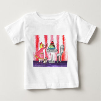 With a cherry on top! baby T-Shirt